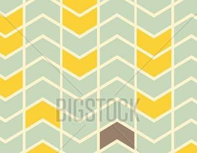 Triangles Amp Chevrons Print Roller Blinds Luxury Blinds