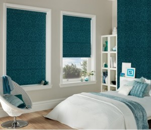 Match Your Blinds to Upholstery or Wallpaper Luxury Blinds Direct